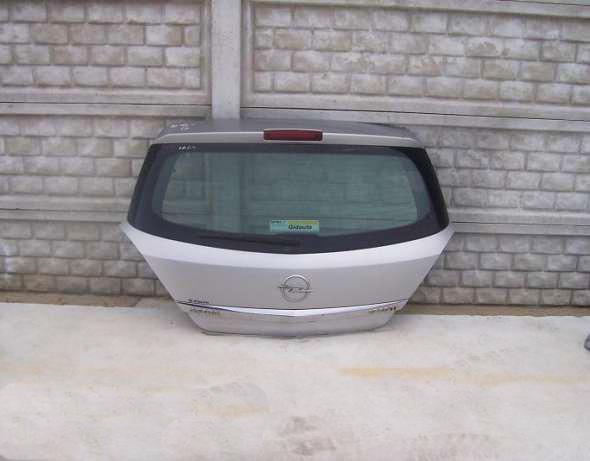Крышка багажника Opel Astra H (2004-2014)