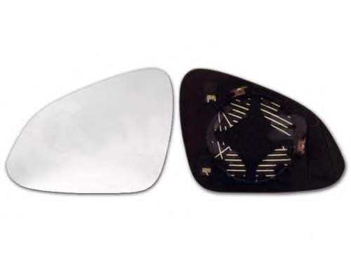 Элемент зеркала левый Opel Insignia (2011-2015)