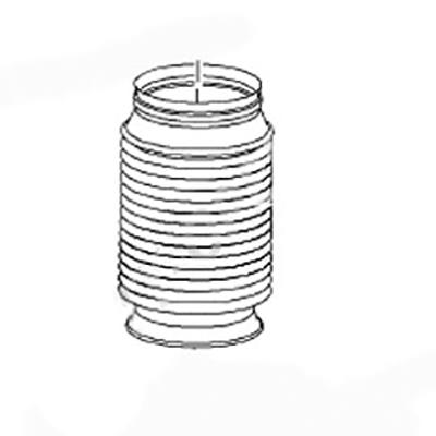 Пыльник амортизатора заднего Opel Insignia(2011-2015)